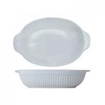 Овальное блюдо для запекания Bianco (35 см)