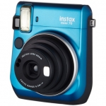 Фотоаппарат моментальной печати Fujifilm Instax Mini 70 (голубой)