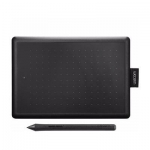 Графический планшет Wacom One Medium CTL-672-S/N черный-красный