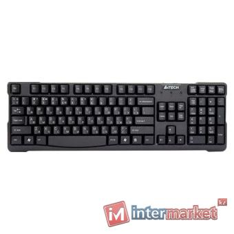 Клавиатура A4Tech KR-750, Black, USB
