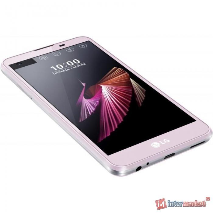 Смартфон LG X View K500DS, Pink Gold