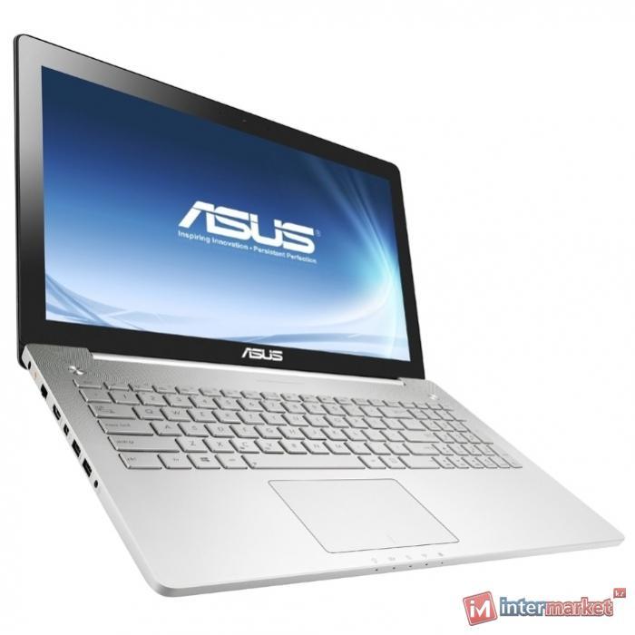 Ноутбук ASUS N550JX (Core i7 4720HQ 2600 Mhz/15.6