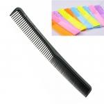 """Расчёска """"ES-115"""", комбинированная для женских стрижек, нейлон. (цветные)"""