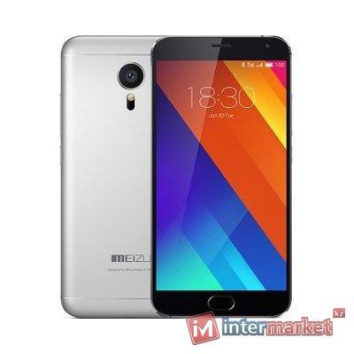 Смартфон Meizu MX5, 16Gb, Silver-Black